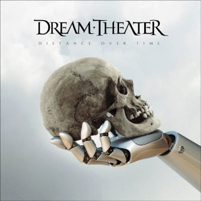 Dream Theater ‎– Distance Over Time (Упаковка Digipack, Limited Edition)