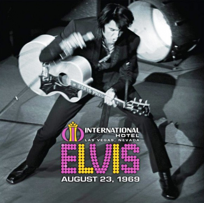 Elvis Presley ‎– Elvis In Person At The International Hotel (2xLP)