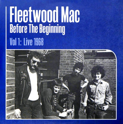 Fleetwood Mac ‎– Before The Beginning Vol 1: Live 1968 (3xLP)