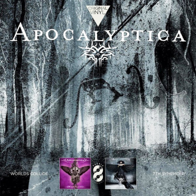 Apocalyptica ‎– Worlds Collide / 7th Symphony (2xLP)
