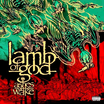 Lamb Of God ‎– Ashes Of The Wake (2xLP)