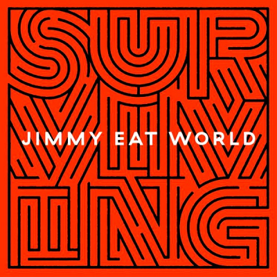 Jimmy Eat World ‎– Surviving