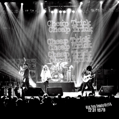 Cheap Trick ‎– Are You Ready? Live 12/31/1979 (2xLP)