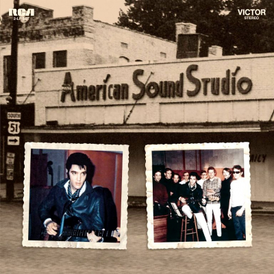 Elvis Presley ‎– American Sound 1969 Highlights (2xLP)