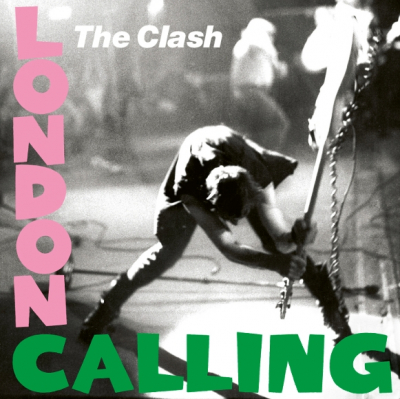 The Clash ‎– London Calling (2xLP, Limited Edition)