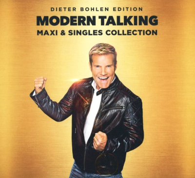 Modern Talking ‎– Maxi & Singles Collection (Dieter Bohlen Edition) (3xCD)