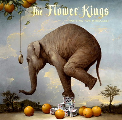 The Flower Kings - Waiting For Miracles (2xCD, Limited Edition)
