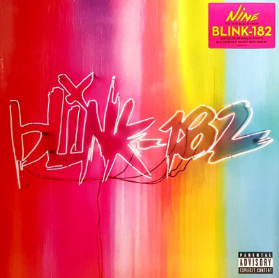 Blink-182 ‎– Nine (Limited Edition, Neon Magenta)