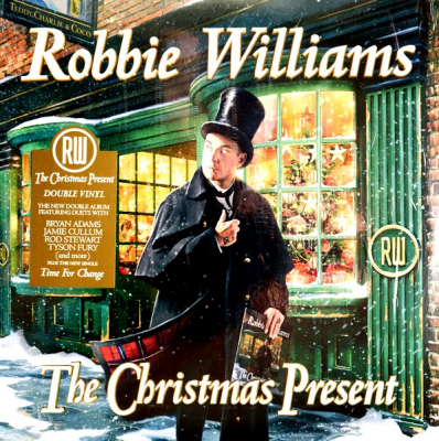 Robbie Williams ‎– The Christmas Present (2xLP)