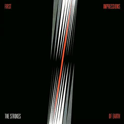 The Strokes ‎– First Impressions Of Earth (Limited Edition, Reissue, Silver)