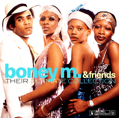 Boney M. ‎– Boney M. & Friends (Their Ultimate Collection)