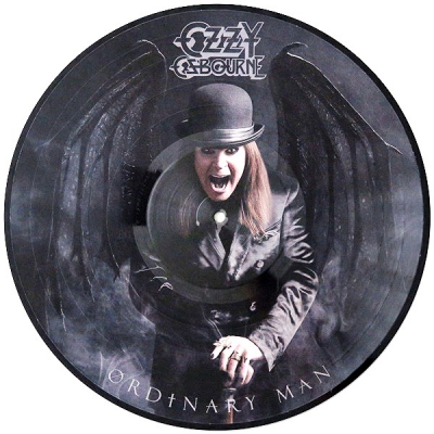 Ozzy Osbourne ‎– Ordinary Man (Limited Edition, Picture Disc)