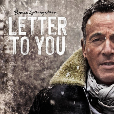 Bruce Springsteen ‎– Letter To You (2xLP, Limited Edition, Colored)