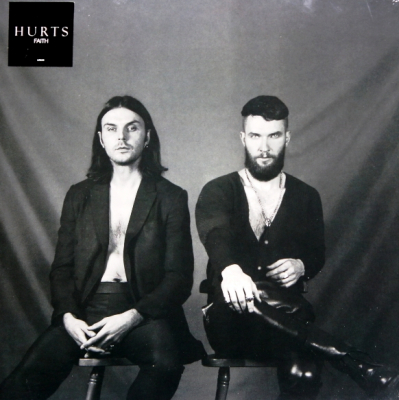 Hurts ‎– Faith