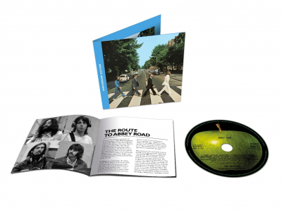 The Beatles ‎– Abbey Road (CD, Anniversary Edition, 2019)