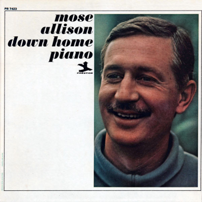 Mose Allison ‎– Down Home Piano