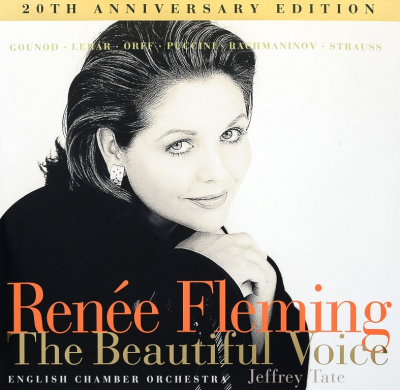 Renee Fleming ‎– The Beautiful Voice - 20th Anniversary Edition (2xLP)