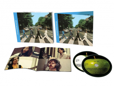 The Beatles ‎– Abbey Road (Anniversary Edition) (2xCD)