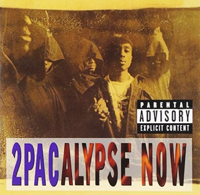 2Pac ‎– 2Pacalypse Now (2xLP)