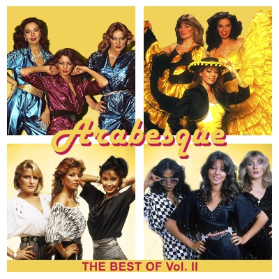 Arabesque - The Best Of Vol. II