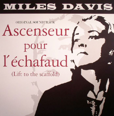 Miles Davis ‎– Ascenseur Pour L'Échafaud (Lift To The Scaffold) (Limited Edition, Numbered, Reissue, 180 Gram,White)