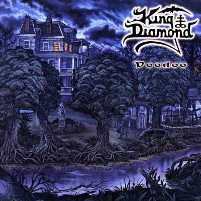King Diamond ‎– Voodoo (2xLP)