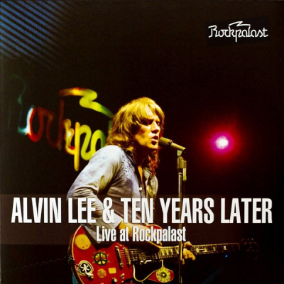 Alvin Lee & Ten Years Later ‎– Live At Rockpalast (2xLP)
