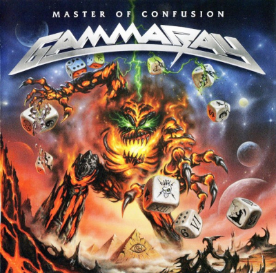 Gamma Ray ‎– Master Of Confusion