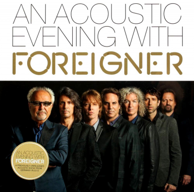 Foreigner ‎– An Acoustic Evening With