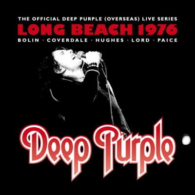 Deep Purple ‎– Long Beach 1976 (3xLP)