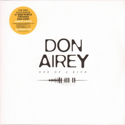 Don Airey ‎– One Of A Kind (2xLP)