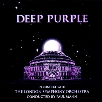 Deep Purple – In Concert With The London Symphony Orchestra (3xLP)