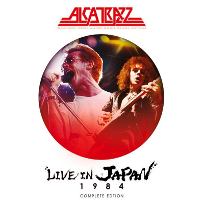 Alcatrazz ‎– Live In Japan 1984 Complete Edition (3xLP)