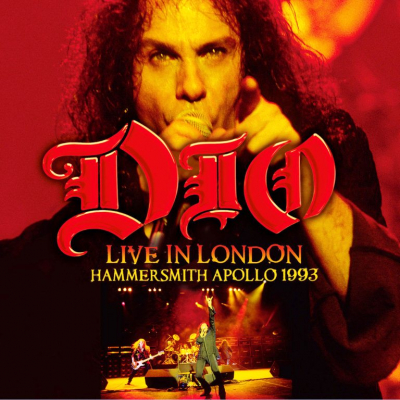 Dio – Live In London: Hammersmith Apollo 1993 (2xLP)