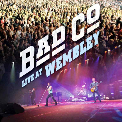 Bad Company – Live At Wembley (2xLP+CD, Limited Edition, Numbered)