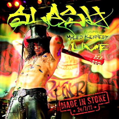 Slash Featuring Myles Kennedy ‎– Made In Stoke 24/7/11 (3xLP+2xCD)