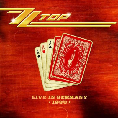 ZZ Top ‎– Live In Germany 1980 (2xLP+CD, Limited Edition)