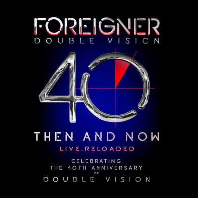 Foreigner ‎– Double Vision: Then And Now Live.Reloaded (2xLP+Blu-ray)