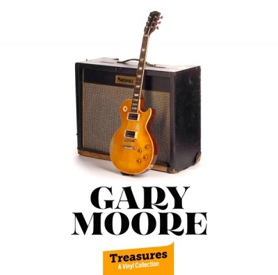 Gary Moore ‎– Treasures - A Vinyl Collection (8xLP, Limited Edition, Numbered, Colored)