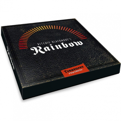 Rainbow, Ritchie Blackmore's Rainbow ‎– Treasures - A Vinyl Collection (11xLP)