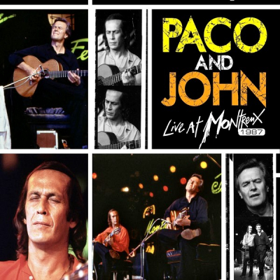 Paco De Lucía, John McLaughlin ‎– Paco And John Live At Montreux 1987 (2xLP)