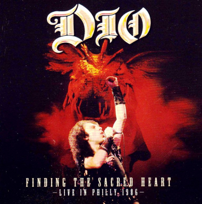 Dio – Finding The Sacred Heart – Live In Philly 1986 (2xLP, Limited Edition, Color)