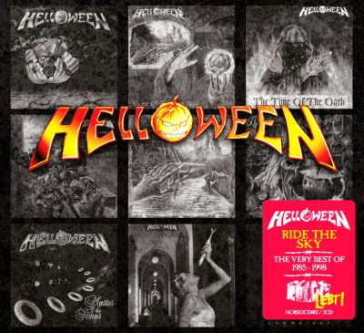 Helloween ‎– Ride The Sky - The Very Best Of The Noise Years 1985-1998 (2xCD) (Упаковка Digipack)