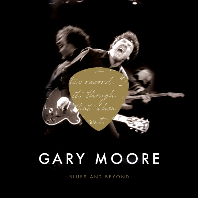 Gary Moore ‎– Blues And Beyond (4xLP)