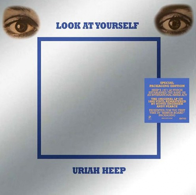 Uriah Heep ‎– Look At Yourself (Limited Edition, Remastered)