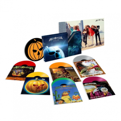 Helloween ‎– Helloween - Starlight - The Noise Records Collection (7xLP, Box Set, Deluxe Edition, Limited Edition)