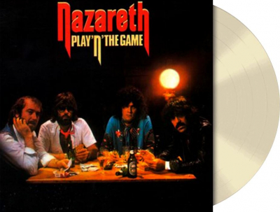 Nazareth ‎– Play'n' The Game (Cream Vinyl)