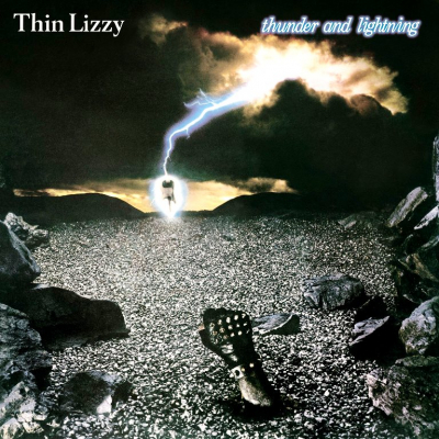 Thin Lizzy ‎– Thunder And Lightning