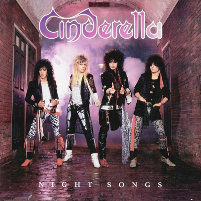 Cinderella – Night Songs