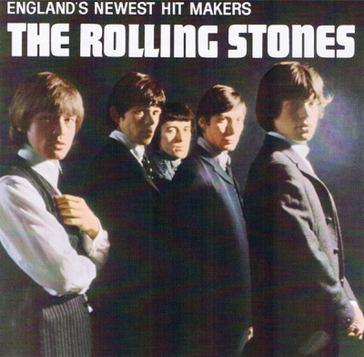 The Rolling Stones ‎– The Rolling Stones (England's Newest Hit Makers)